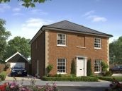 Thumbnail 3 bed detached house for sale in Saxon Meadows, Capel St Mary, Suffolk