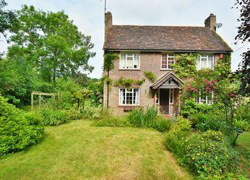 Thumbnail 4 bed detached house for sale in Five Oaks Road, Slinfold, Horsham