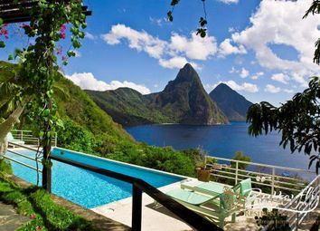 Thumbnail 4 bed detached house for sale in Old French Road, St. Lucia