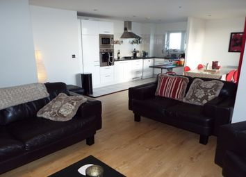 Thumbnail 2 bedroom flat to rent in Lady Isle House, Prospect Place, Cardiff