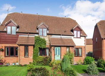 Thumbnail 2 bed terraced house for sale in Hawthorne Close, Kilburn, Belper
