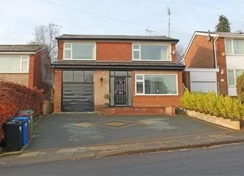 Thumbnail 4 bed detached house for sale in Dovehouse Close, Whitefield, Manchester, Lancashire