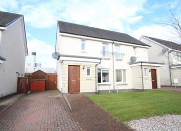Thumbnail 2 bed semi-detached house for sale in Springbank Crescent, Parkhead, Glasgow