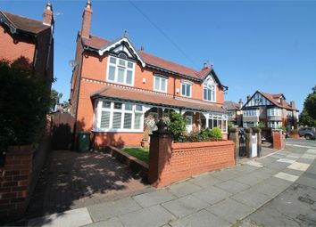 Thumbnail 4 bed semi-detached house for sale in Ince Avenue, Crosby, Liverpool, Merseyside