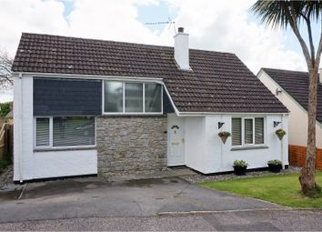 Thumbnail 4 bed detached house for sale in Manor Close, Blisland