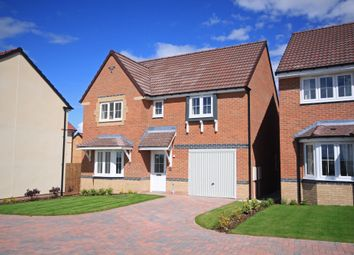 "Thumbnail 4 bed detached house for sale in ""Somerton"" at Coppice Green Lane, Shifnal"