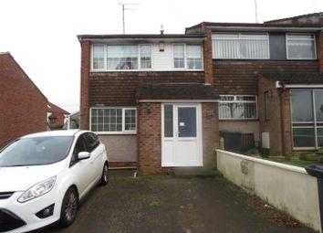 Thumbnail 3 bedroom end terrace house for sale in Woodside Road, Kingswood, Bristol