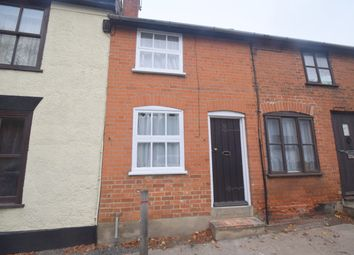 Thumbnail 1 bed terraced house to rent in George Street, Hadleigh, Ipswich