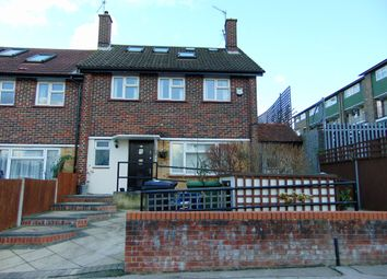 Thumbnail 4 bed end terrace house for sale in Frensham Drive, New Addington, Croydon