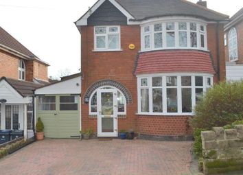 3 bed link-detached house for sale in Whitley Court Road, Quinton, Birmingham B32