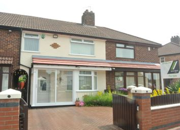 Thumbnail 4 bed terraced house for sale in Broadoak Road, Dovecot, Liverpool