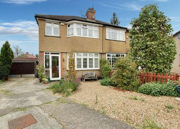 Thumbnail 3 bed semi-detached house for sale in Chatsworth Gardens, Harrow