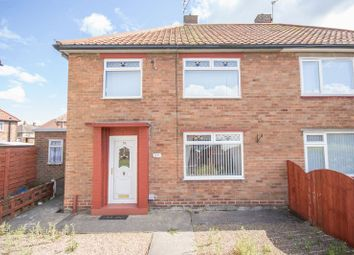 Thumbnail 3 bedroom semi-detached house for sale in Shaftesbury Road, Eston, Middlesbrough