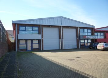 Thumbnail Industrial to let in Dunhams Lane, Letchworth