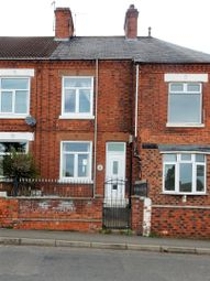 Thumbnail 2 bed terraced house to rent in Queens Road, Hodthorpe, Worksop