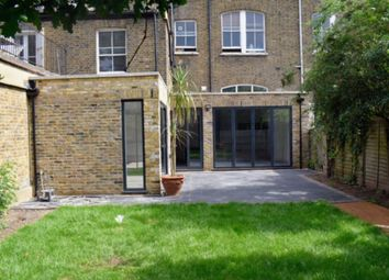 Thumbnail 3 bed flat to rent in Gff, Brondesbury Road, London