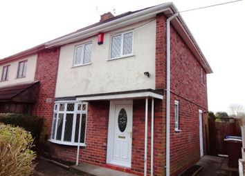 Thumbnail 2 bed semi-detached house to rent in Arclid Way, Stoke-On-Trent