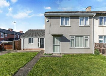 Thumbnail 2 bed semi-detached house for sale in Edinburgh Avenue, Bolton-Upon-Dearne, Rotherham