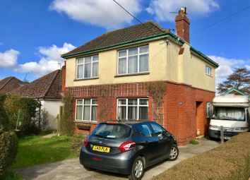 Thumbnail 3 bed detached house for sale in Station Road, Westbury