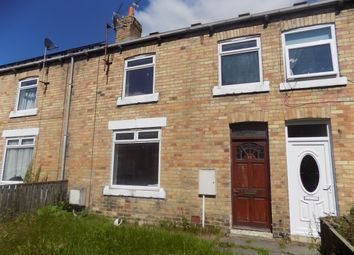 Thumbnail 2 bed terraced house to rent in Ariel Street, Ashington