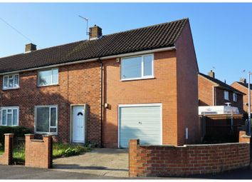 Thumbnail 4 bed end terrace house for sale in Apley Close, Lincoln