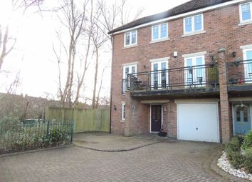 Thumbnail 4 bed town house for sale in Treetops Close, Marple, Stockport