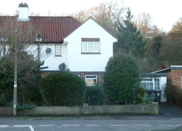Thumbnail 6 bed semi-detached house to rent in Spring Rise, Spring Rise Near Bottom Gate, Egham