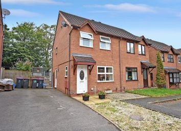 2 bed semi-detached house for sale in Undertrees Close, Wellington, Telford TF1