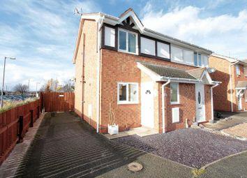 Thumbnail 2 bed semi-detached house for sale in Owain Gwynedd, Kinmel Bay, Rhyl