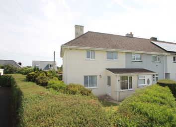 Thumbnail 3 bed end terrace house for sale in Mulberry Road, Saltash, Cornwall