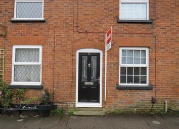 Thumbnail 1 bed terraced house to rent in Old Road, Linslade, Leighton Buzzard