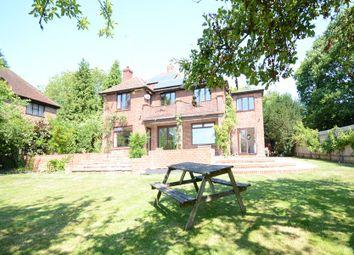 Thumbnail 5 bed detached house to rent in Hillside Road, Aldershot