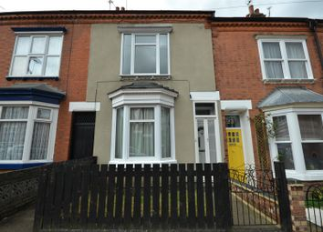 Thumbnail 2 bed terraced house for sale in Lytton Road, Leicester