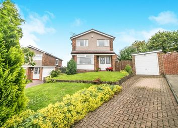 Thumbnail 3 bed detached house for sale in Hillcrest Drive, Dunston, Gateshead