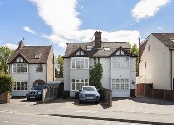 Thumbnail 4 bed semi-detached house to rent in Colney Heath Lane, St. Albans, Herts