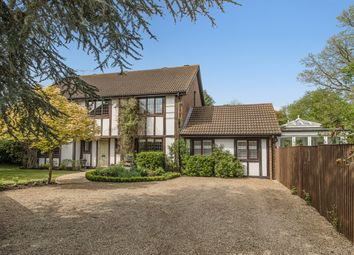 Thumbnail 6 bed detached house for sale in Heathway, East Horsley, Leatherhead