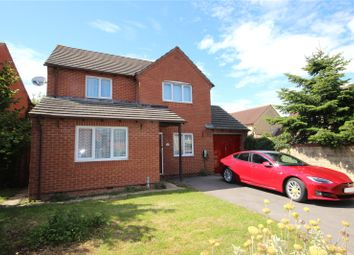 Thumbnail 4 bed detached house for sale in Cornfield Close, Bradley Stoke, Bristol