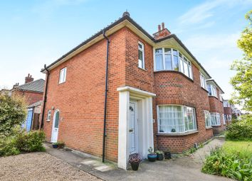 Thumbnail 2 bed flat for sale in St. Albans Road, Norwich