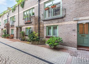 Thumbnail 3 bed mews house for sale in Kensington Gardens Square, London