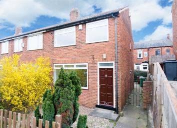 Thumbnail 3 bed end terrace house to rent in Springfield Gardens, Horsforth, Leeds