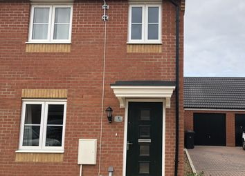 Thumbnail 3 bed end terrace house for sale in Bruce Grove, Peterborough