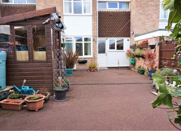 Thumbnail 3 bed terraced house for sale in Selside Court, Chilwell