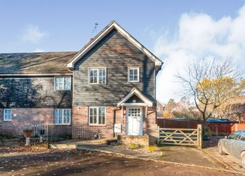 2 bed semi-detached house to rent in Marwell Road, Fleet GU51