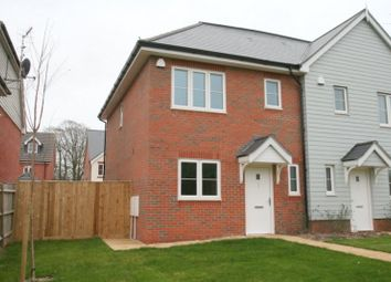 Thumbnail 3 bed semi-detached house to rent in Station Road, East Preston, West Sussex