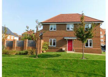 Thumbnail 4 bed detached house for sale in Reid Crescent, Hailsham