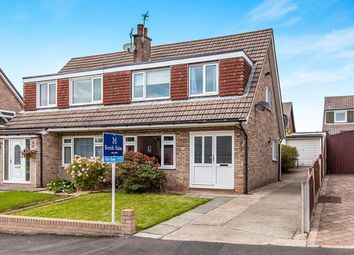 Thumbnail 3 bed semi-detached house to rent in Lansdown Hill, Fulwood, Preston