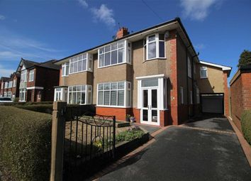 Thumbnail 4 bed semi-detached house for sale in Brookside Road, Fulwood, Preston