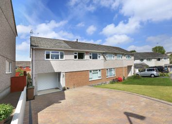 Thumbnail 4 bedroom semi-detached house for sale in Rosewood Close, Plymstock, Plymouth