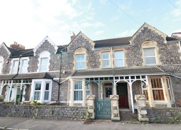 Thumbnail 4 bed terraced house for sale in Exeter Road, Weston-Super-Mare