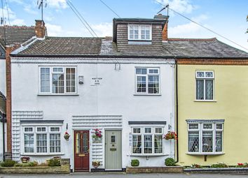 Thumbnail 4 bedroom cottage for sale in Church Street, Burbage, Hinckley